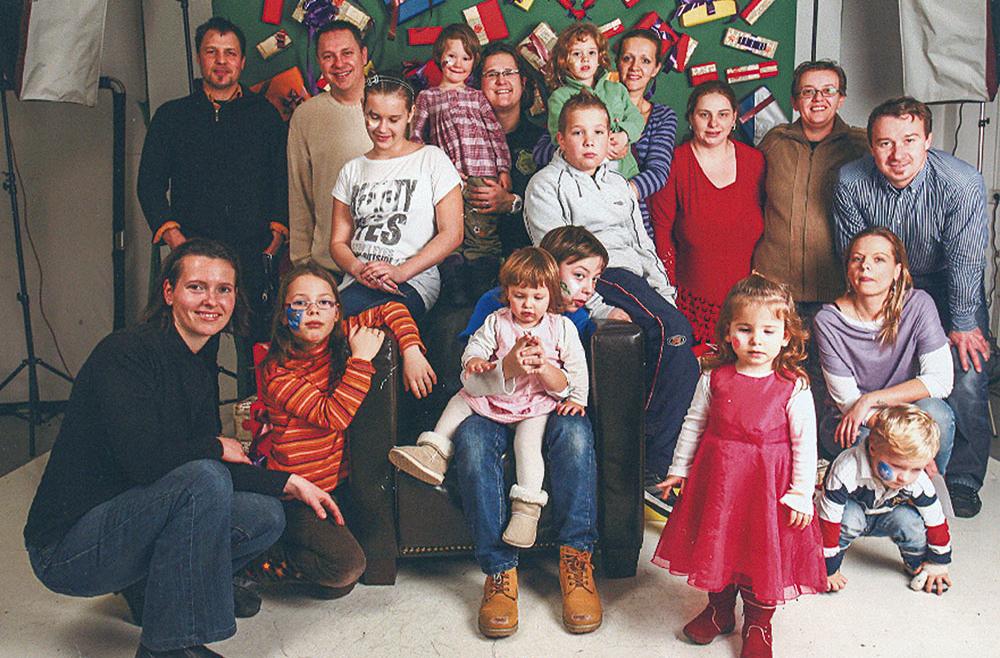 Fotografiranje i druženje za gluhu djecu
