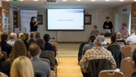Jačanje kompetencija osoba s invaliditetom u svrhu prevladavanja socijalne isključenosti i povećanja zapošljivosti – uvodna konferencija