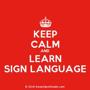 Tečaj znakovnog jezika