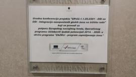 """""""OSI za OSI – Integracija nezaposlenih gluhih žena na tržištu rada"""" – uvodna konferencija"""