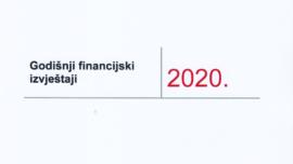 GODIŠNJI FINANCIJSKI IZVJEŠTAJ 2020. godina